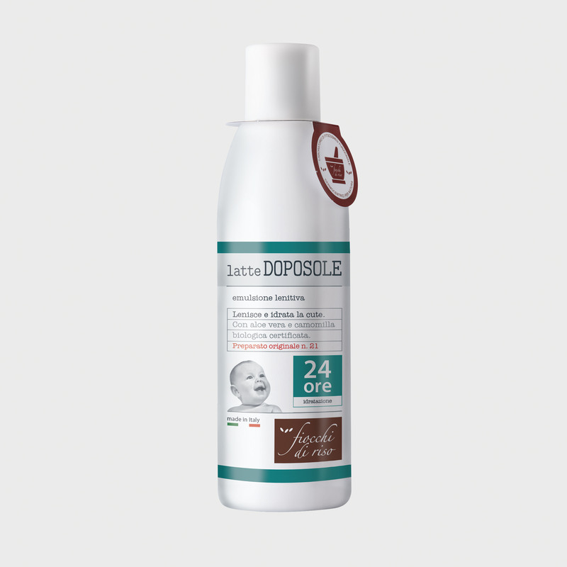 latte DOPOSOLE emulsione lenitiva