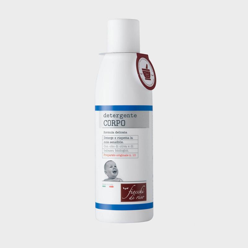 detergente CORPO formula delicata