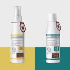 solare BIMBI + latte DOPOSOLE latte ad alta protezione  UVA UVB SPF 50 + emulsione lenitiva